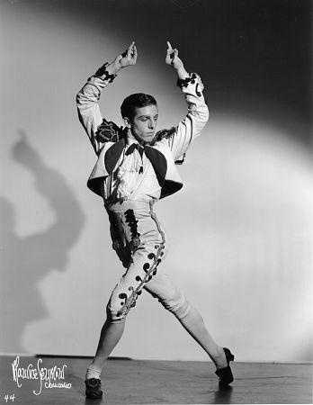 Jerome Robbins c. 1940