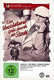 Ein Unsichtbarer geht durch die Stadt Poster