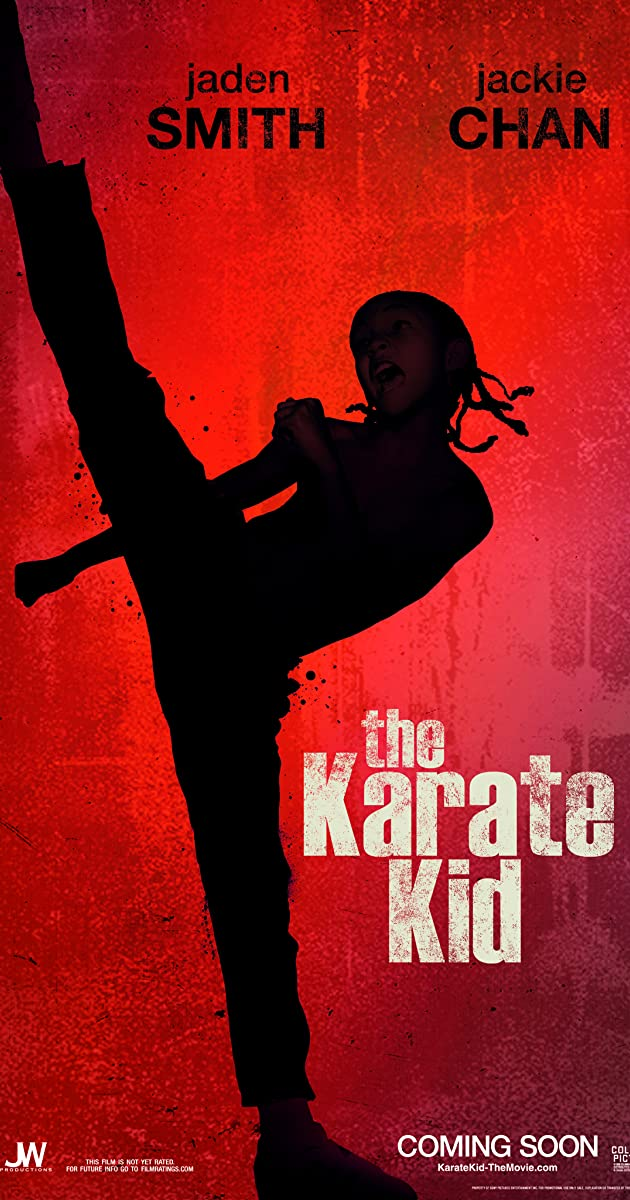 Karate vaikis / The Karate Kid (2010) Online