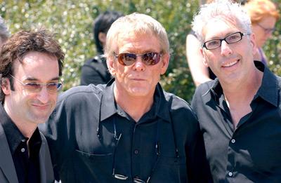 Nick Nolte, Don McKellar, and Niv Fichman at Clean (2004)