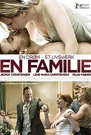 En familie Poster