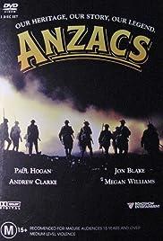 Anzacs Poster - TV Show Forum, Cast, Reviews