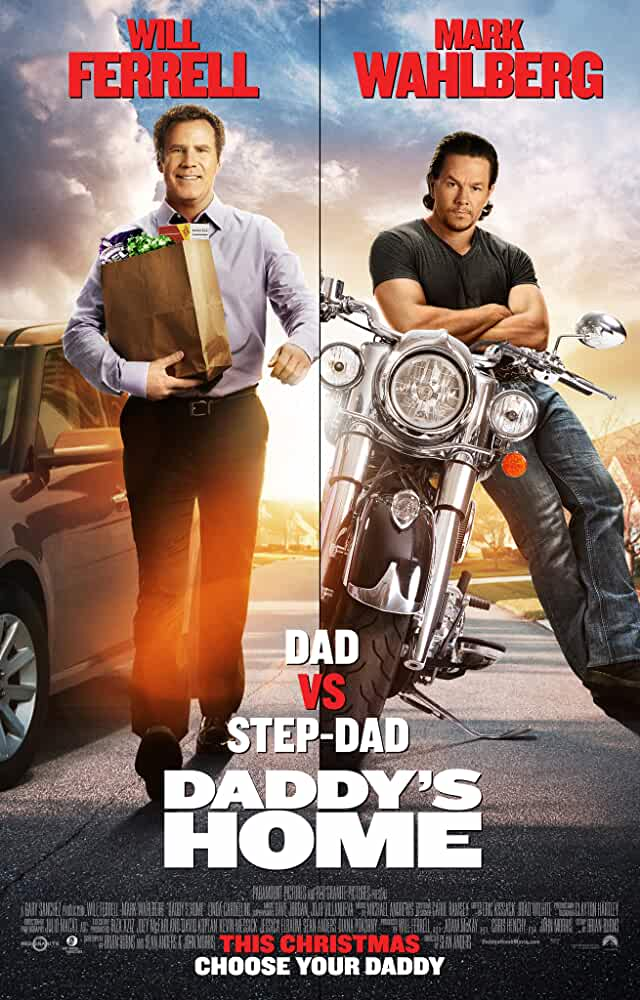 Daddys Home 2015 720p BRRip English Watch Online Free Download