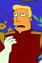 Image of Futurama: Brannigan, Begin Again
