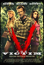 The Victim (2011) Poster - Movie Forum, Cast, Reviews