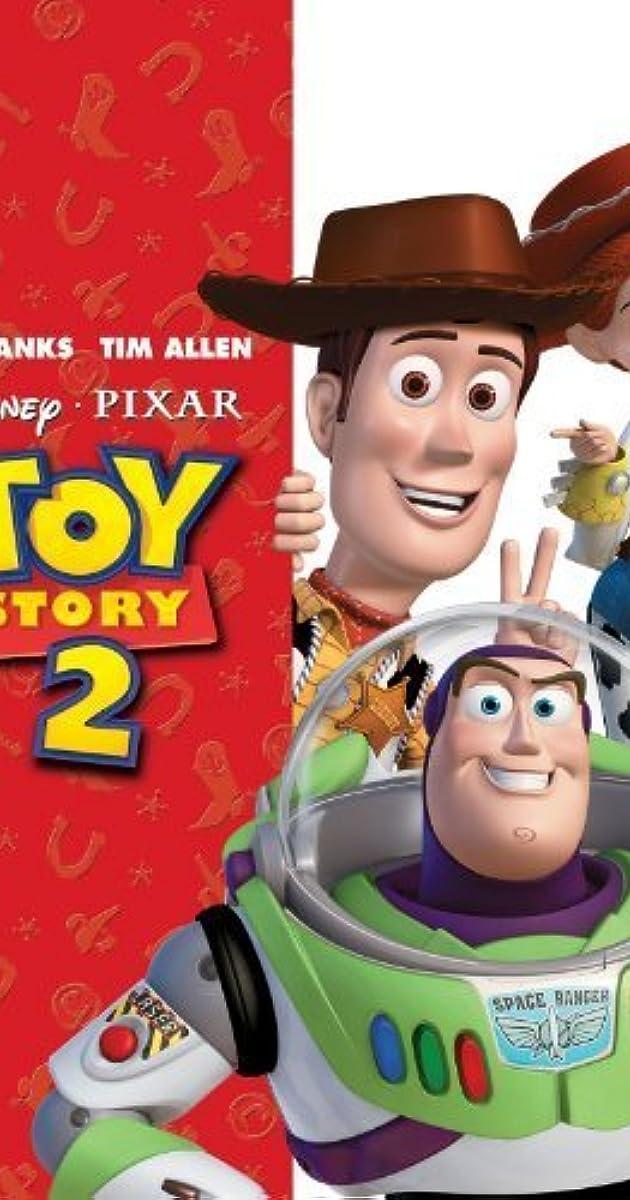 Žaislų istorija 2 / Toy Story 2 (1999) Online