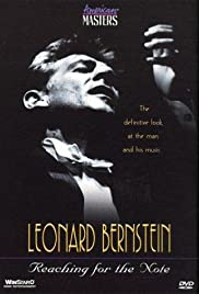 Leonard Bernstein: Reaching for the Note Poster