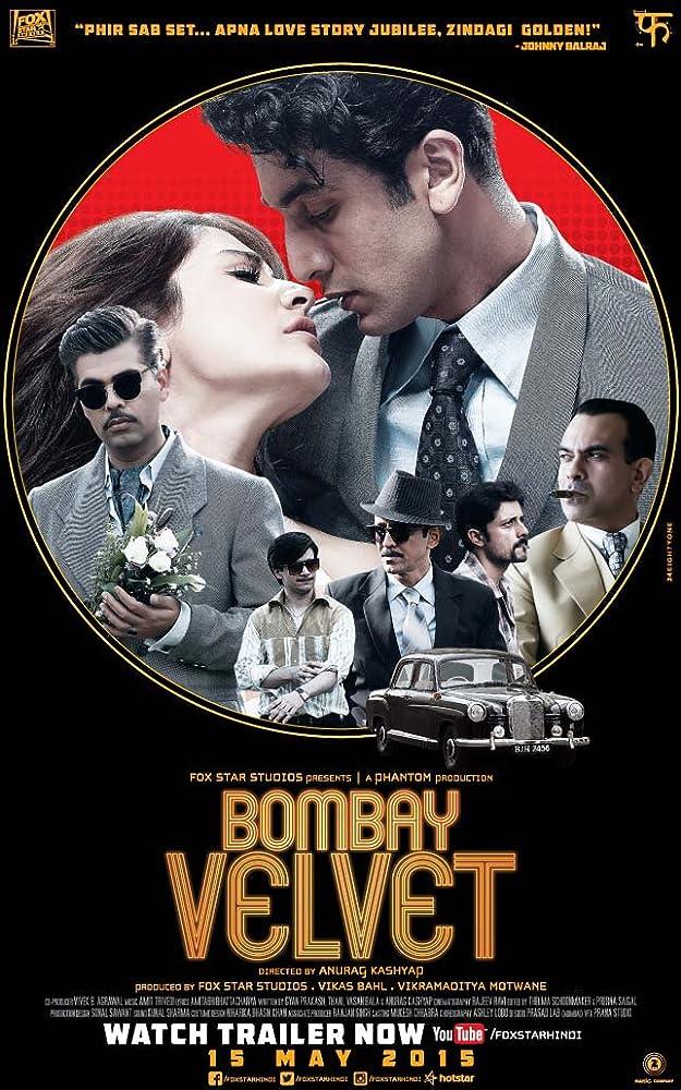 Bombay Velvet 2015 Hindi 720p BluRay 300MB Movies