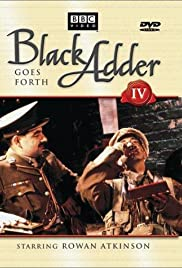 Blackadder Goes Forth Poster