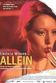 Allein(2004) Poster - Movie Forum, Cast, Reviews