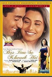Bas Itna Sa Khwaab Hai... Poster