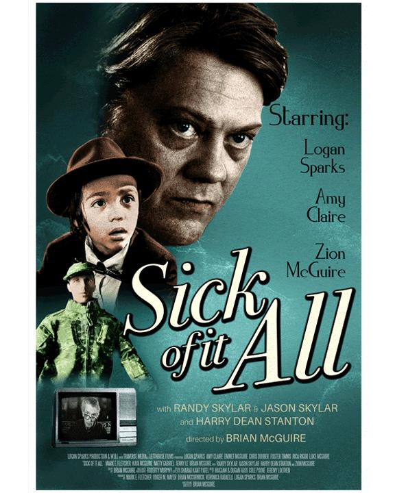 Sick of it All 2017 1080p HEVC WEB-DL 300MB Movies