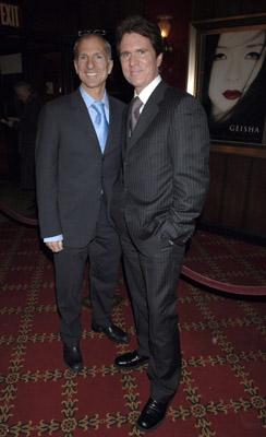 John DeLuca and Rob Marshall at Memoirs of a Geisha (2005)