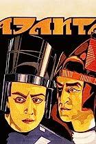 Aelita: Queen of Mars (1924) Poster