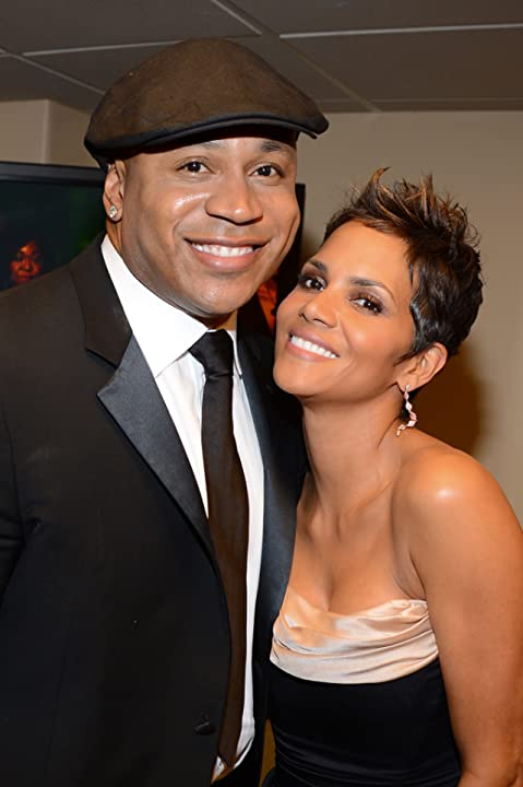 Halle Berry and LL Cool J