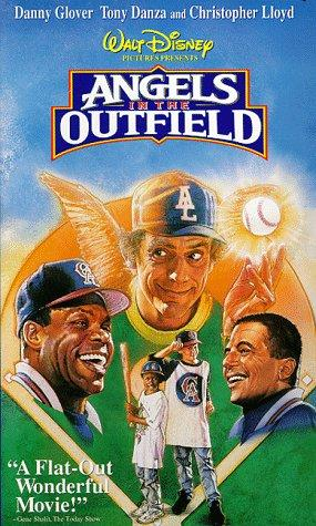 Danny Glover, Tony Danza, Milton Davis Jr., and Joseph Gordon-Levitt in Angels in the Outfield (1994)