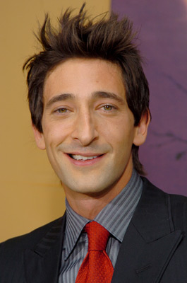 Adrien Brody at an event for The Village (2004)