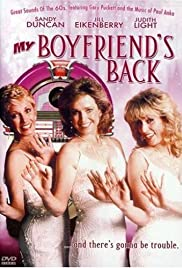 My Boyfriend's Back (1989) Poster - Movie Forum, Cast, Reviews