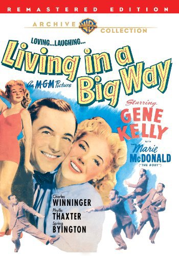 image Living in a Big Way Watch Full Movie Free Online