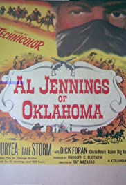 Al Jennings of Oklahoma Poster