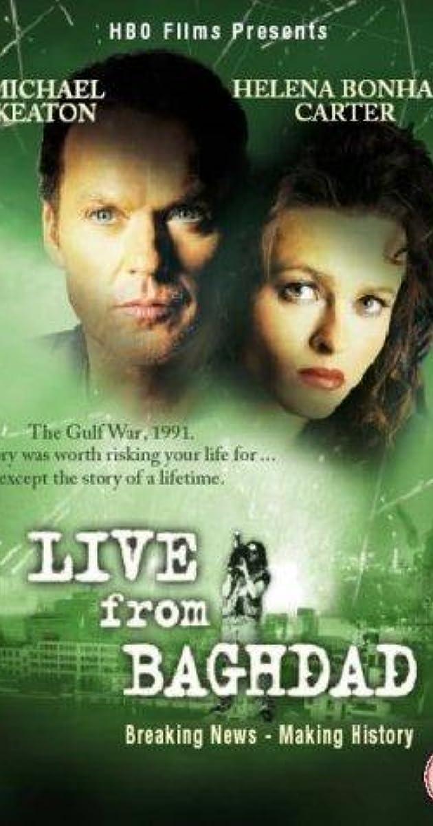 Live From Baghdad Tv Movie 2002 Imdb