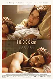 10.000 km filmposter