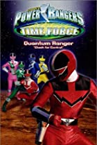 Image of Power Rangers Time Force - Quantum Ranger: Clash for Control