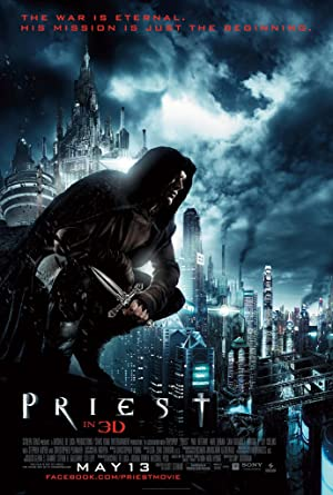 Priest (2011) Download on Vidmate