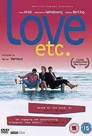Love, etc.(1996) Poster - Movie Forum, Cast, Reviews