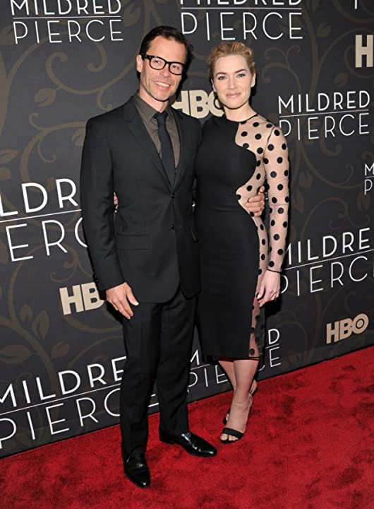 Kate Winslet and Guy Pearce at Mildred Pierce (2011)