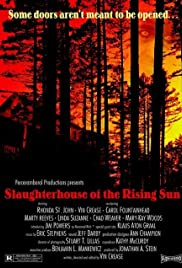 Slaughterhouse of the Rising Sun Poster