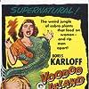 Boris Karloff and Beverly Tyler in Voodoo Island (1957)