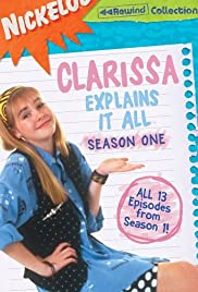 Clarissa Explains It All Poster