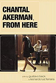 Chantal Akerman, From Here Poster
