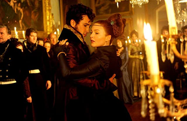 Holliday Grainger and Ben Lloyd-Hughes in Great Expectations (2012)