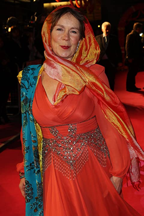 Celia Imrie at an event for The Best Exotic Marigold Hotel (2011)