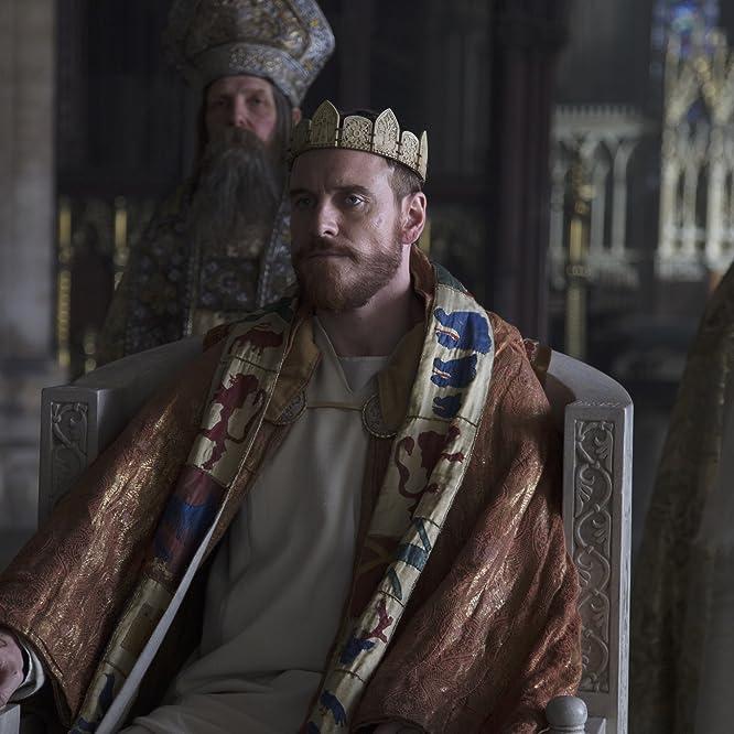 Michael Fassbender in Macbeth (2015)