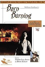 Barn Burning Poster
