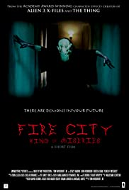 Fire City: King of Miseries Poster