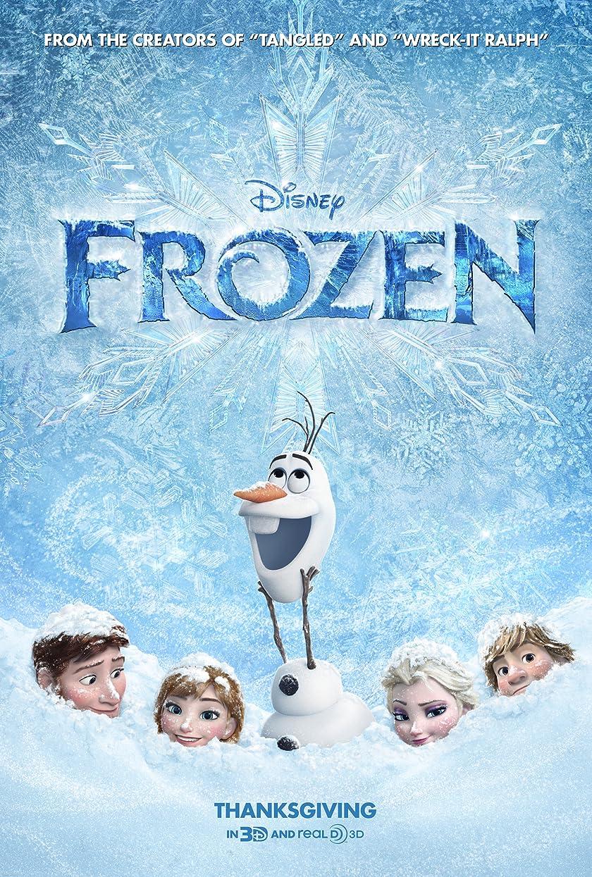 3 Boyutlu - Frozen, Karlar Ülkesi (3D) film izle