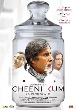 Cheeni Kum poster
