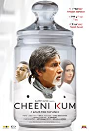 Cheeni Kum(2007) Poster - Movie Forum, Cast, Reviews