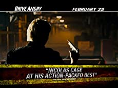 Drive Angry: Super Bowl Spot --