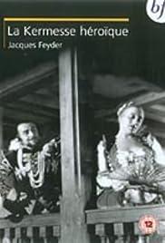 Carnival in Flanders Poster