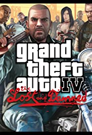 Grand Theft Auto IV: The Lost and Damned Poster