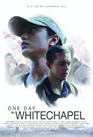 One Day in Whitechapel Poster