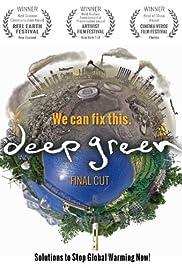 Deep Green Poster