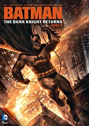 Poster Batman: The Dark Knight Returns, Part 2