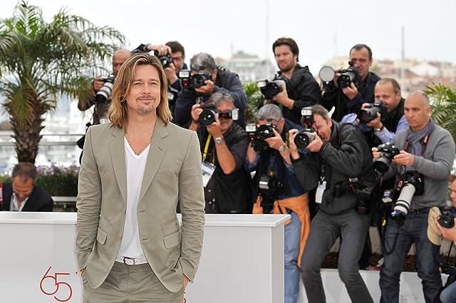 Brad Pitt at Killing Them Softly (2012)