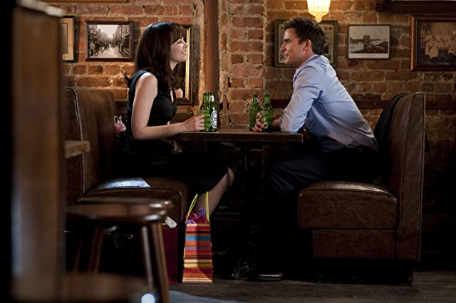 Ginnifer Goodwin and Colin Egglesfield in Something Borrowed (2011)